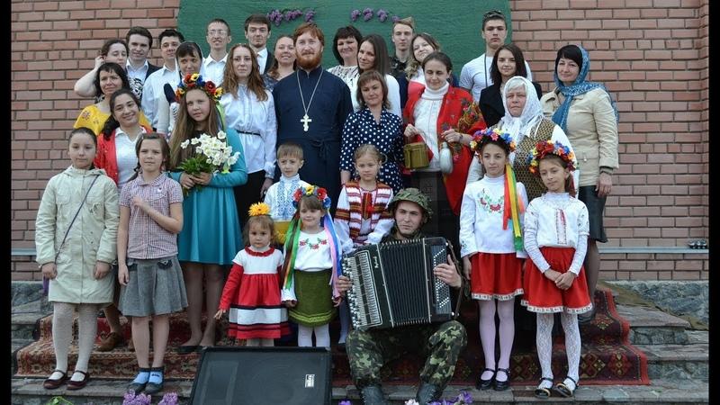 2015.05.10 _ ''Концерт в честь 70 летия нашей Победы''. (Свято - Покровский храм)