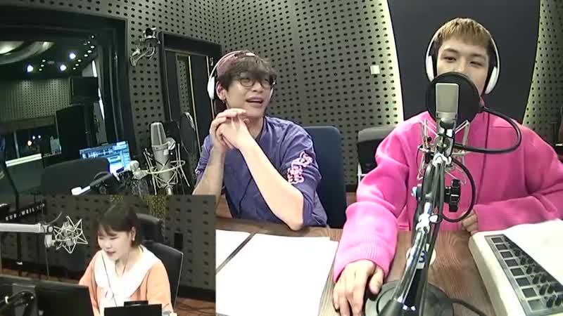[16.11.18] AKMU Suhyun's Volume Up @ N.Flying (Jaehyun, Hweseung)
