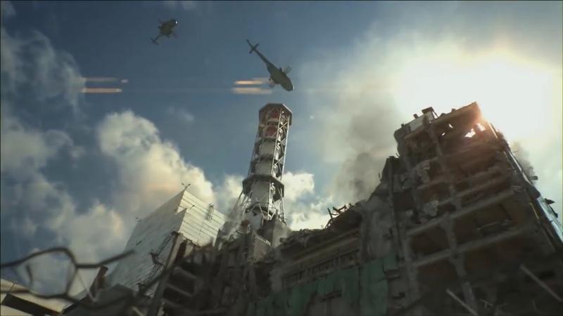 Чернобыльская АЭС Ликвидация после взрыва