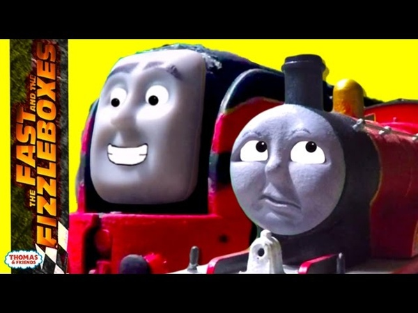Races and Rescues The Fast and the Fizzleboxes Ep 2 Thomas Friends