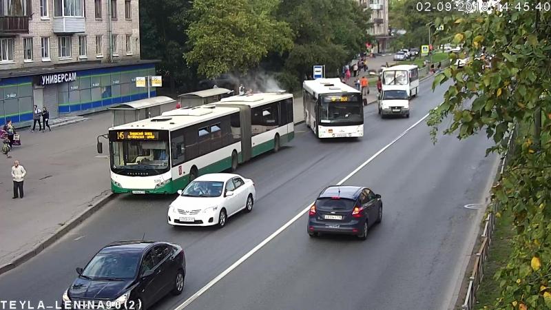 Автобус закипел 02.09.18