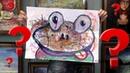 Рисование для детей, творчество ► развитие интереса к искусству