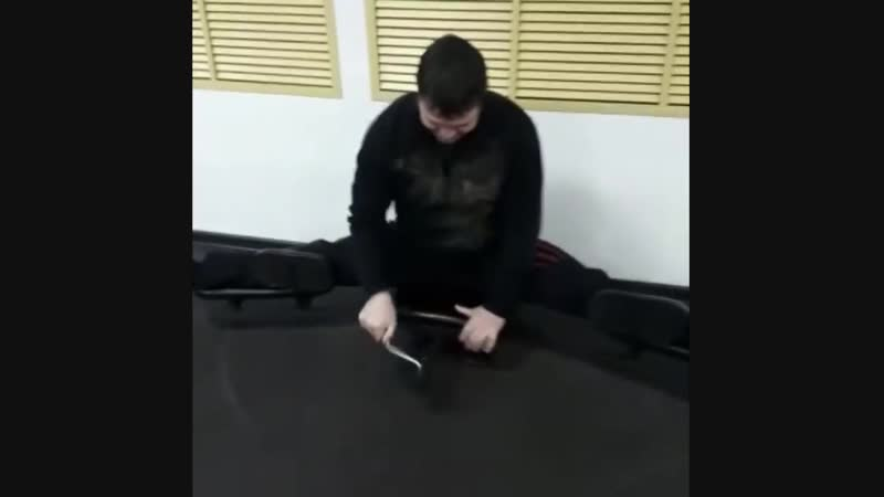 Тренажер для шпагата M FLEX город Туймазы тренажерный зал Геркулес