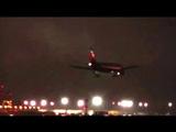 Аэрофлот Девушка Аэробус ) Lady pilot A321 flight SU29 landing taxi UUEE