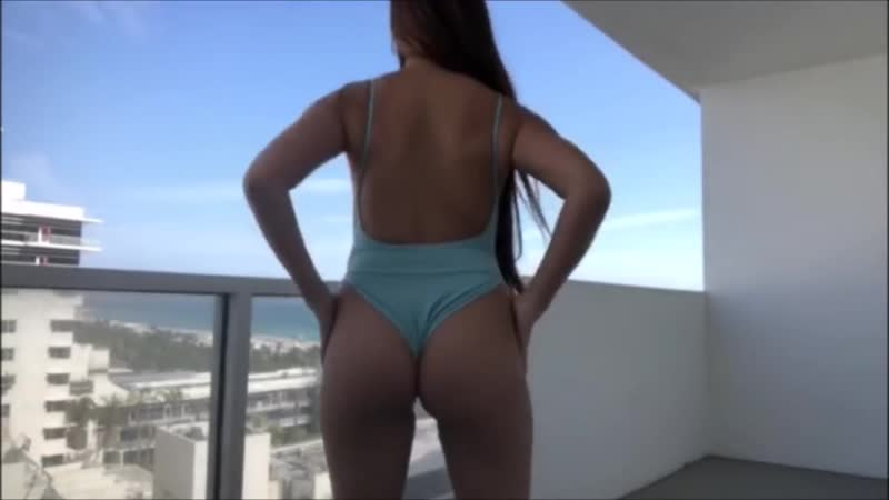 BIKINI TRY ON HAUL ON MY BALCONY