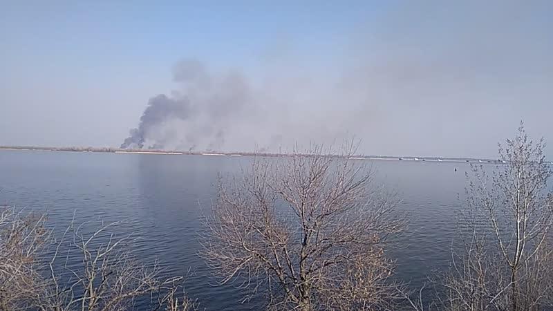 Пожар на Тин-Зине .
