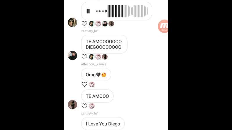Lil Xan said Te Amo