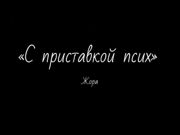 «С приставкой псих»