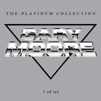 Gary Moore альбом The Platinum Collection