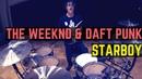 The Weeknd Daft Punk - Starboy (Kygo Remix)   Matt McGuire Drum Cover