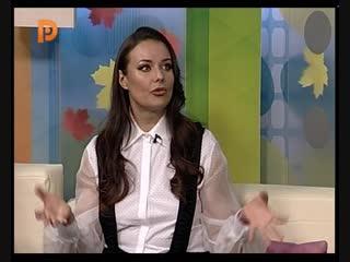Оксана Федорова и Дмитрий Галихин в гостях у Чайников