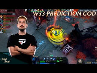 W33 Prediction God