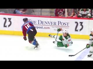 Самый жесткий русский в НХЛ - Никита Задоров