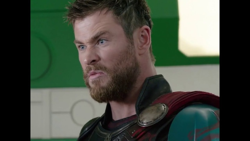 Thor says how Loki became a snake and stabbed him