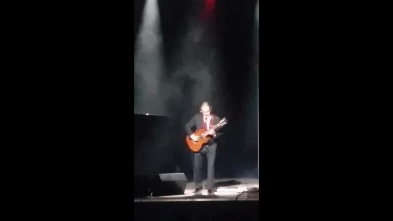 Концерт Малинина