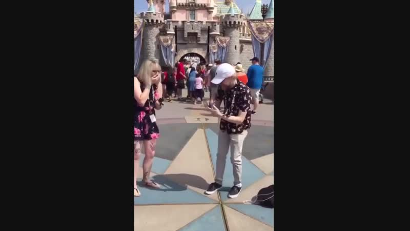 Couple accidentally proposes to each other at the same time