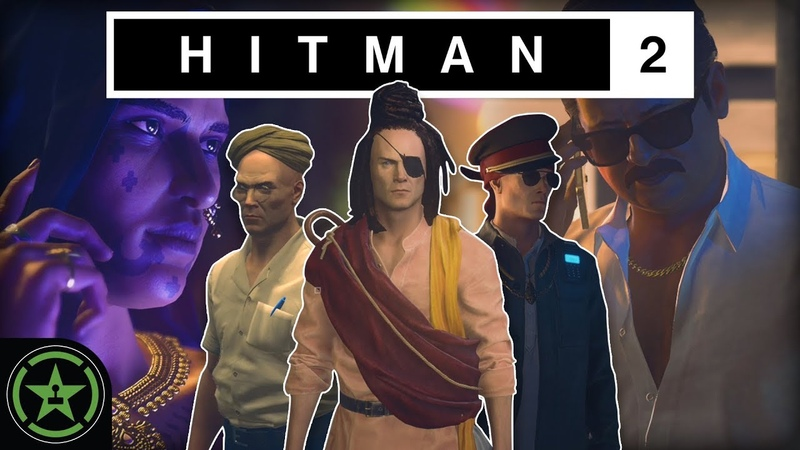 Wingin It In Mumbai - Hitman 2 - Lets Watch