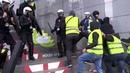 ВоФранции изучают сообщения овозможной причастности России корганизации акций протеста желтых жилетов