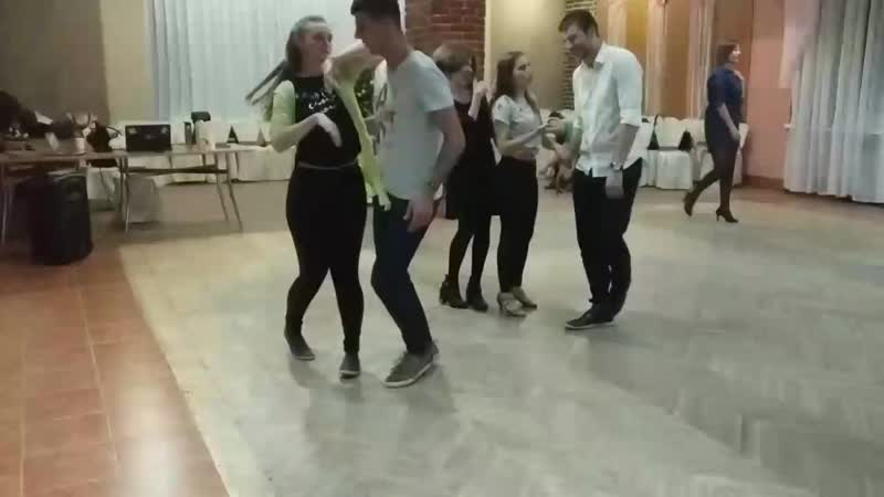 Salsa on 1 Home party