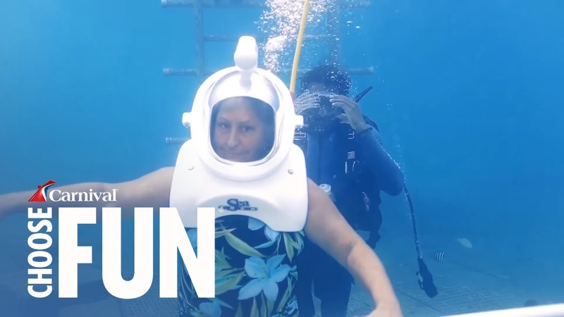 Helmet Diving Snorkeling - St Maarten (with description)   Shore Excursions   Carnival Cruise Line