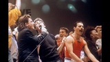 Do They Know It's Christmas - Band Aid (Freddie Mercury rare Live Aid Footage)