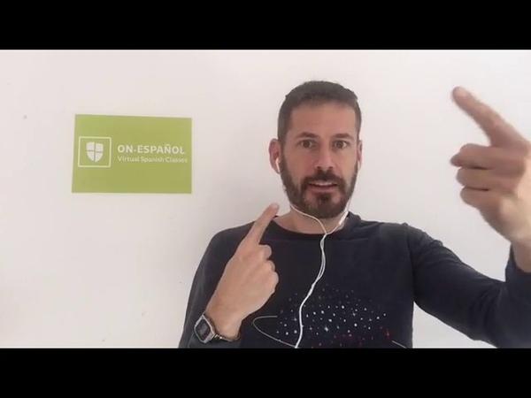 Clase de español Subjuntivo para expresar deseos y necesidades - On-Español Virtual Spanish Classes