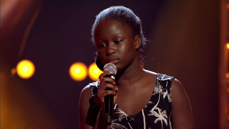 Cindy – 'Homeless' | Blind Audition | The Voice Kids | VTM