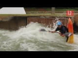 Whitewater Kayak Wave Wheels in 20 Seconds