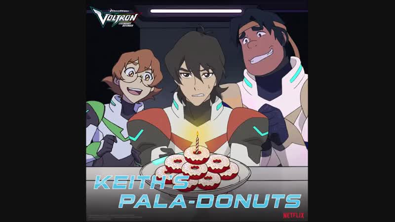 Make your own red velvet donuts AND celebrate Keith's b-day Sign us up!