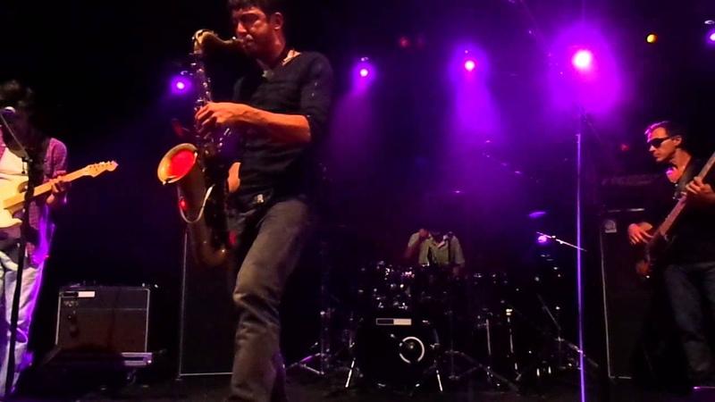 Guillaume Perret the Electric Epic - Cabaret Sauvage II/III Jazz à la Villette