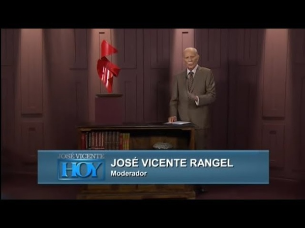 Vídeo José Vicente HOY Entrevista a Taker William Saab y los confidenciales