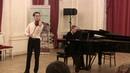 П.Чайковский, Русский танец из балета Лебединое озеро . Константин Бесараб .