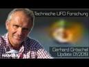 Technische UFO Forschung Gerhard Gröschel Update 01 2019 Die Alien Drohne