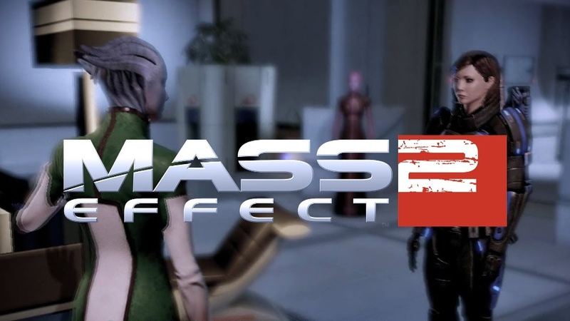Mass Effect 2: Иллиум (Лиара Т'Сони) - Серия 22