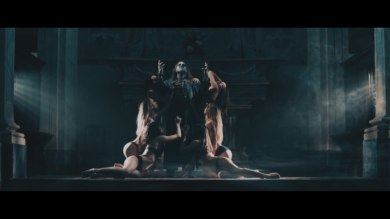 POWERWOLF Demons Are A Girl's Best Friend Official Video Napalm Records