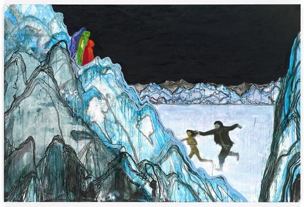 Даниэль Рихтер (англ. Daniel Richter, р. 1962) - современный немецкий художник. Даниэль Рихтер родился в 1962 году в г. Ойтин, Германия. Учился в Университете изобразительных искусств Гамбурга