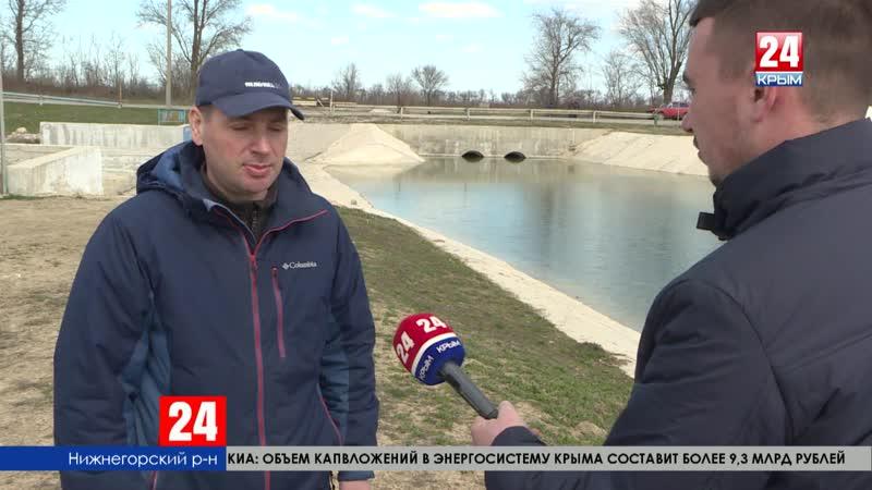 Добиться максимального результата. Президент России Владимир Путин пообещал, что Крым будет полностью обеспечен водой