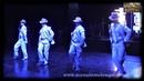 Los hombres de Corporación Tango en Canal 7 Buenos Aires