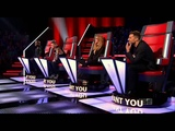 Celia Pavey - Scarborough Fair Canticle - The Voice Australia Season 2