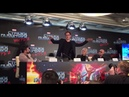 Джеймс Ганн исполняет танец Грута из Стражей Галактики