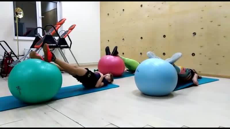 Detskiy fitnes