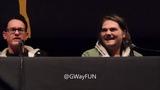Everyone cracks up (Gerard Way included) at NC Comicon Adaptation Panel