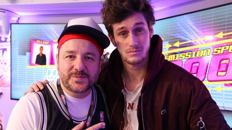Jean-Baptiste Maunier des Choristes (30032018) - Bruno dans la Radio