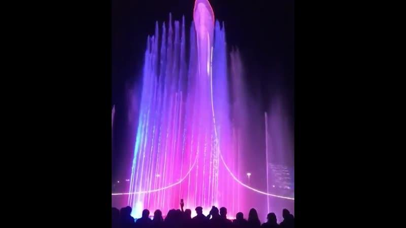 Поющие фонтаны в Олимпийском парке Сочи Любите это зрелище