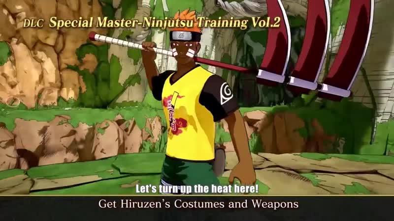 Naruto to Boruto Shinobi Striker PS4 XB1 PC Third Hokage Sarutobi Free Upda