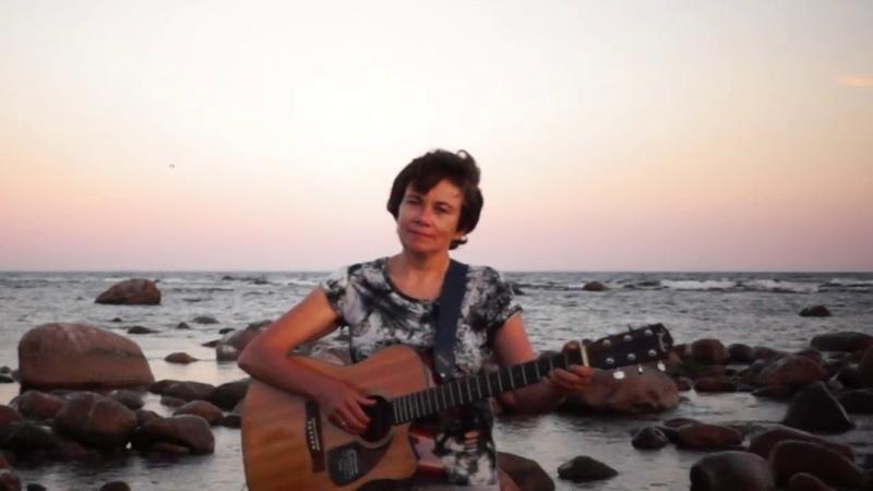 Шарманка песня под гитару Марина Тихомирова МаринаТихомирова