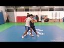 Wushu SanDa - Training Heidelberg basic stand up grappling- and throwing exercise