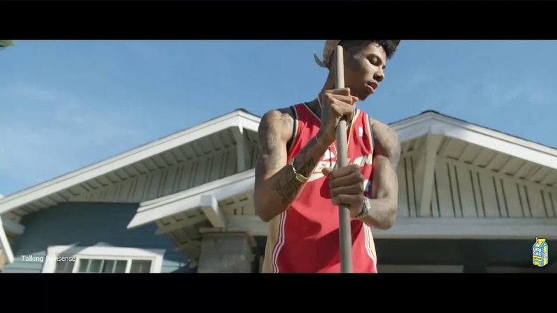 Blueface Bleed It but it's actually an ASMR mopping video