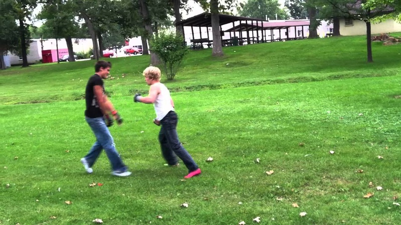 Noah vs. Kyle