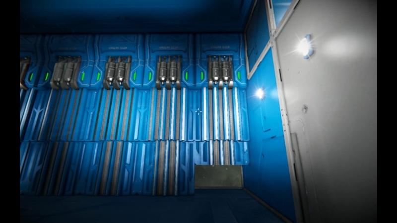 Секретные разработки АкВ 1П Крейсера для гипер прыжков